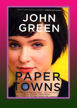 Paper town used