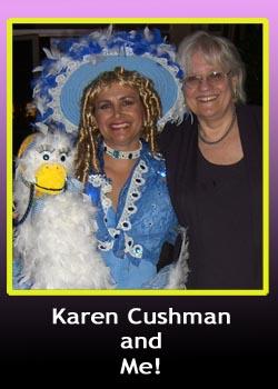 A Karen Cushman
