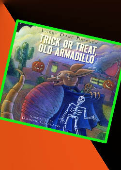 Trick or treat old armidilo