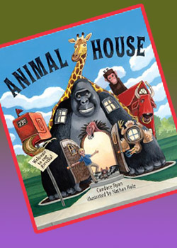 Animal house use