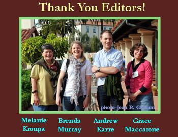 Retreat editors 2011