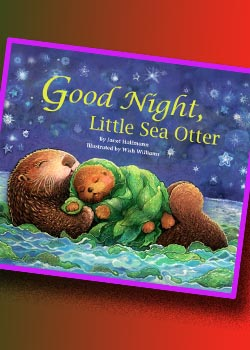 A good night Sea Otter