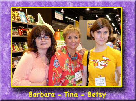 Barb t & Betsy
