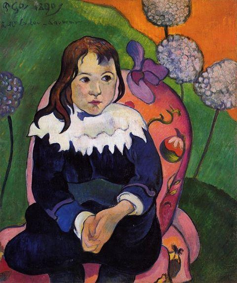 M. Loulou, Paul Gauguin, 1890