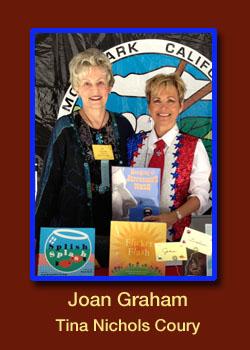 Joan & Tina use