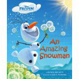 Amazing Snowman cover