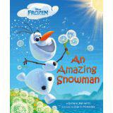Amazing Snowman cover